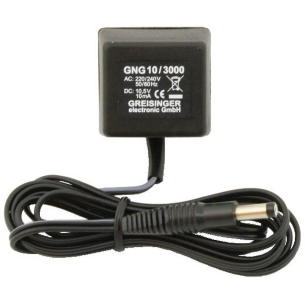 Vtični napajalnik Greisinger GNG 10/3000 za ročne merilnike Greisinger GMH, 100150 600645