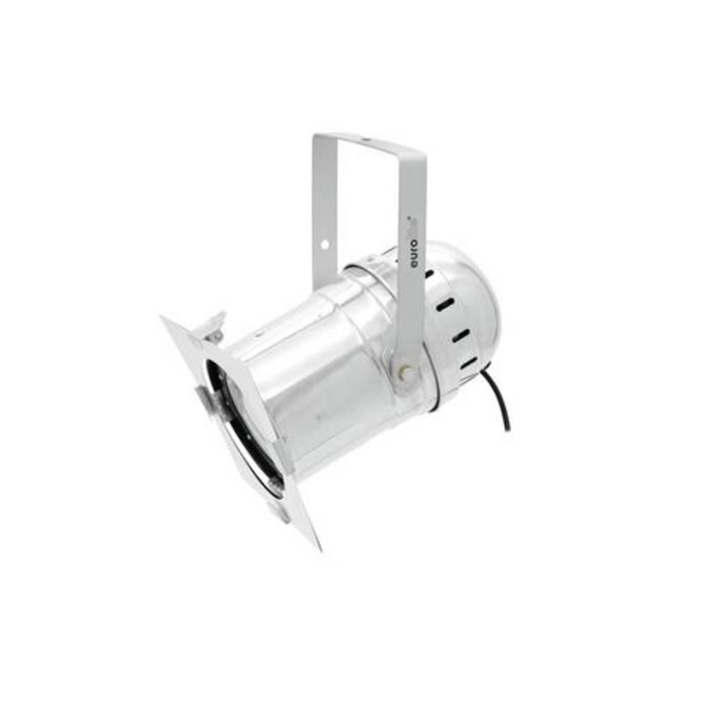 LED-PAR-žaromet št.LED: 1 Eurolite LED PAR-56 COB RGB 100W srebrna