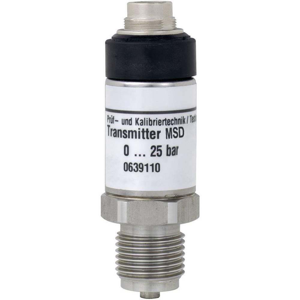 Greisinger MSD 25 BRE tlačni senzor iz nerjavečega jekla MSD 25 BRE, ustrezen za GMH 31xx merilnik tlaka, GDUSB 1000 603327