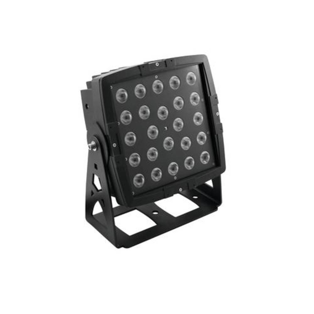 Zunanji LED-Spot reflektor, število LED diod: 24 Eurolite LED IP PAD 24x8W QCL
