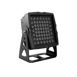 Zunanji LED-Spot reflektor, število LED diod: 60 Eurolite LED IP PAD 60x3W CW/WW