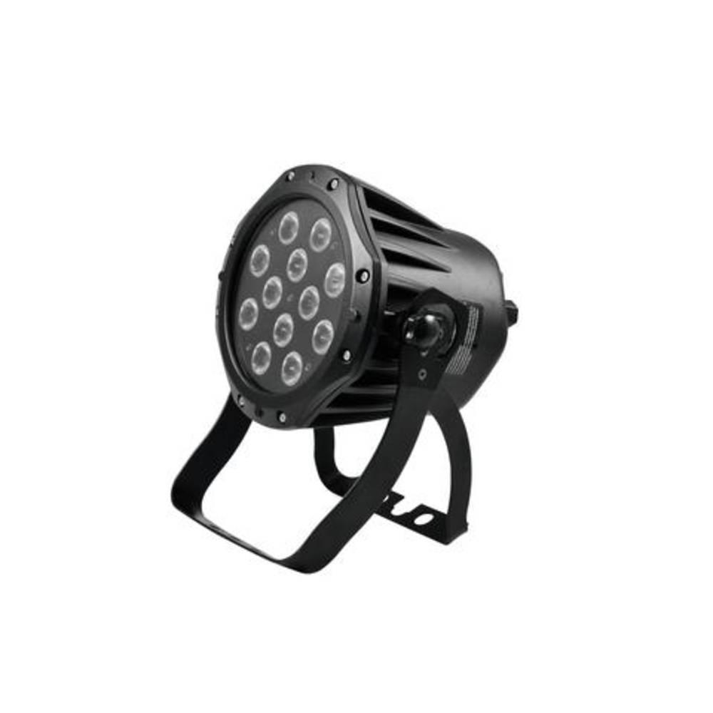 Zunanji LED-Spot reflektor, število LED diod: 12 Eurolite LED IP PAR 12x3W TCL