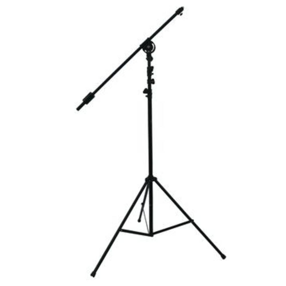 Stojalo za mikrofon črn