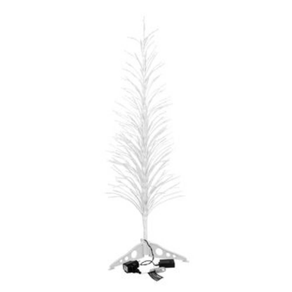 Talna dekoracija - Božično drevo LED Europalms 83330342 bela