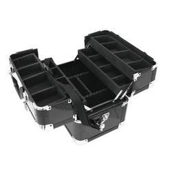 Univerzalni predelni kovček AM-1, črn