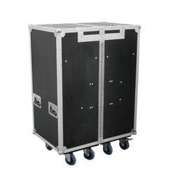 Univerzalni Roadie kovček,dvojni predalnik DD-1