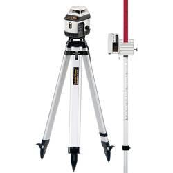 Rotacijski laser, samo-uravnavajoč, vklj. s stojalom Laserliner AquaPro 120 stojalo, komplet kalibracija narejena po: delovnih s
