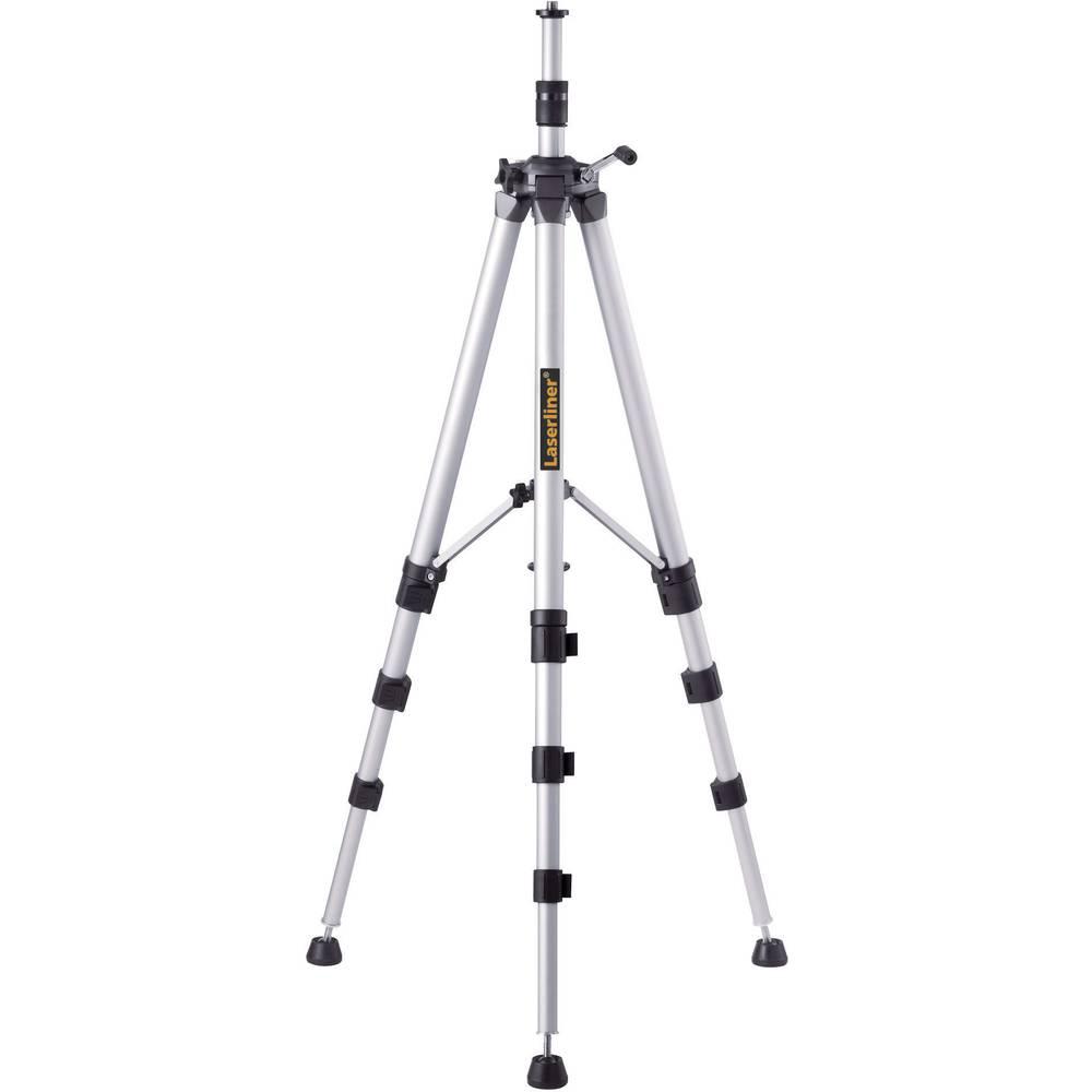 Kompaktni podesivi stativ 300cm - visokokvalitetni i vrlo kompaktni podesivi stativ od alu 080.37 Laserliner