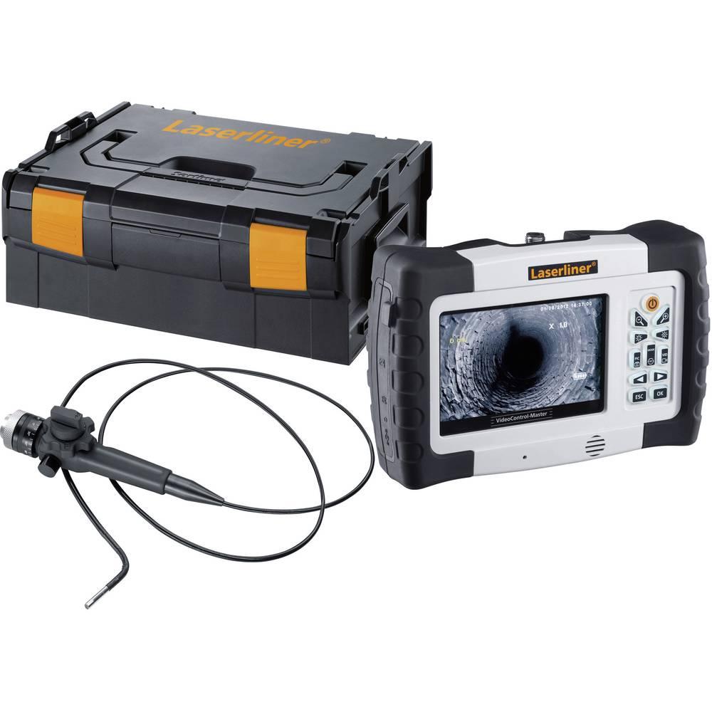 Endoskop Laserliner 084.106L premer sonde-: 5.5 mm dolžina sonde: 2 m fokus TV-izhod, SD-reža za kartice, LED-osvetlitev, avtoma