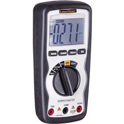 Ročni multimeter, digitalni Laserliner multimeter-Compact Auto kalibracija narejena po: delovnih standardih, CAT IV 600 V števil