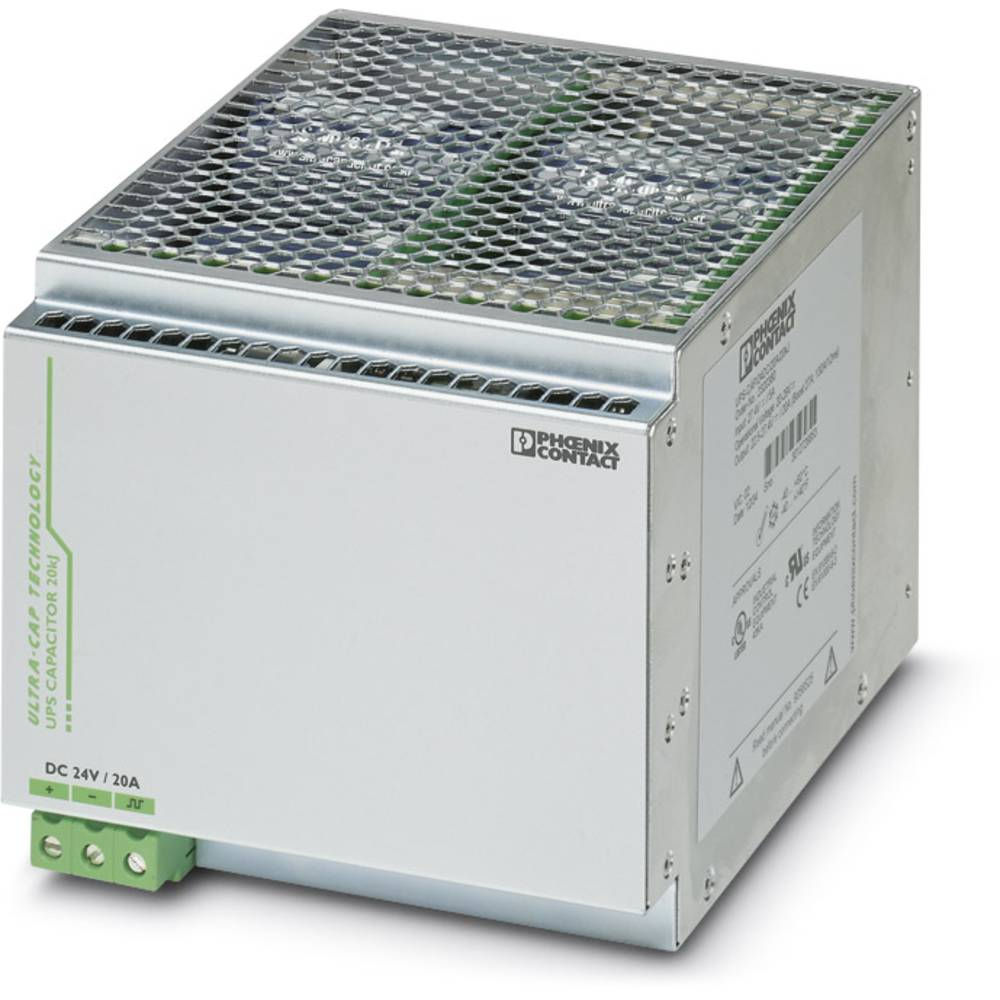 UPS akumulatorski modul Phoenix Contact UPS-CAP/24DC/20A/20KJ