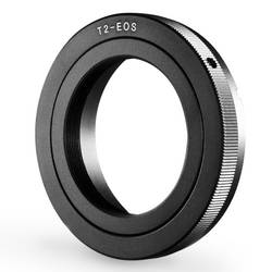 Adapterring Walimex T2 Anpassad: Canon EF - Canon EF