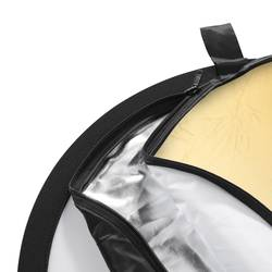 reflektor Mantona faltbar 5 in 1 (Ø) 56 cm 1 KOS
