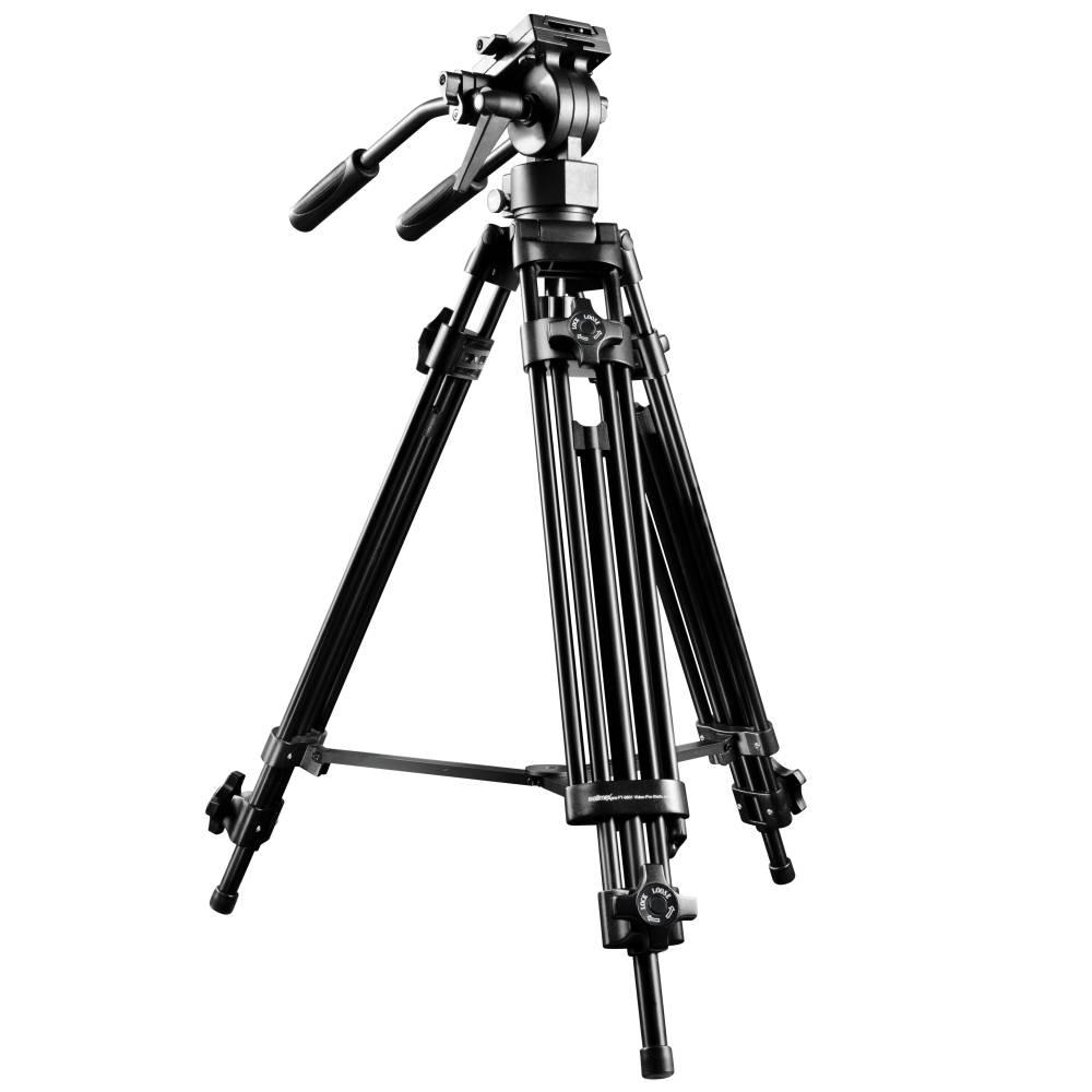Walimex Pro EI-9901 Trinožno stojalo 1/4 colski ATT.FX.WORKING_HEIGHT=69 - 138 cm Vklj. torba