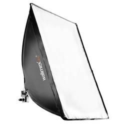 Foto svetilka Walimex Pro Daylight 250 mit Softbox, 40x60cm 50 W