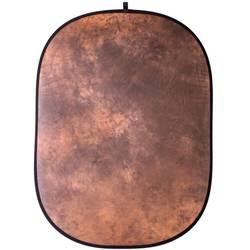 Veckbakgrund Walimex (LxB) 200 cm x 146 cm Brun