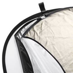 Walimex 5in1 Faltreflektor Set wavy, 91x122cm reflektor 1 kos