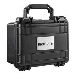 kovček za kamero Mantona Outdoor Schutz-Koffer S Notranje mere (Š x V x G)=135 x 200 x 50 mm vodotesna