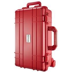 torba s koleščki Mantona Outdoor Schutz-Trolley, rot Notranje mere (Š x V x G)=300 x 510 x 160 mm vodotesna