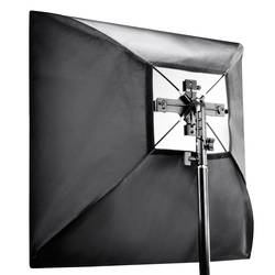 Walimex Set 4f. Blitzhalter inkl. Softbox 60x60cm 18655 držalo za bliskavico