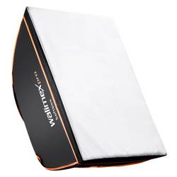 softbox Walimex Pro Orange Line (D x Š x V) 38 x 60 x 90 cm 1 kos