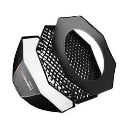 softbox Walimex Pro Octagon PLUS Orange Line (Ø x D) 45 cm x 30 cm 1 kos