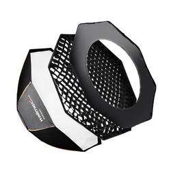softbox Walimex Pro Octagon PLUS Orange Line (Ø x D) 60 cm x 31.5 cm 1 kos