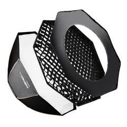 softbox Walimex Pro Octagon PLUS Orange Line (Ø x D) 120 cm x 47.5 cm 1 kos