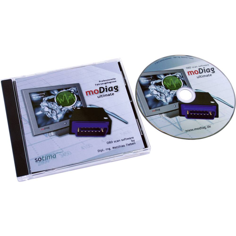 Diamex Programska oprema moDiag Ultimate Software 7206