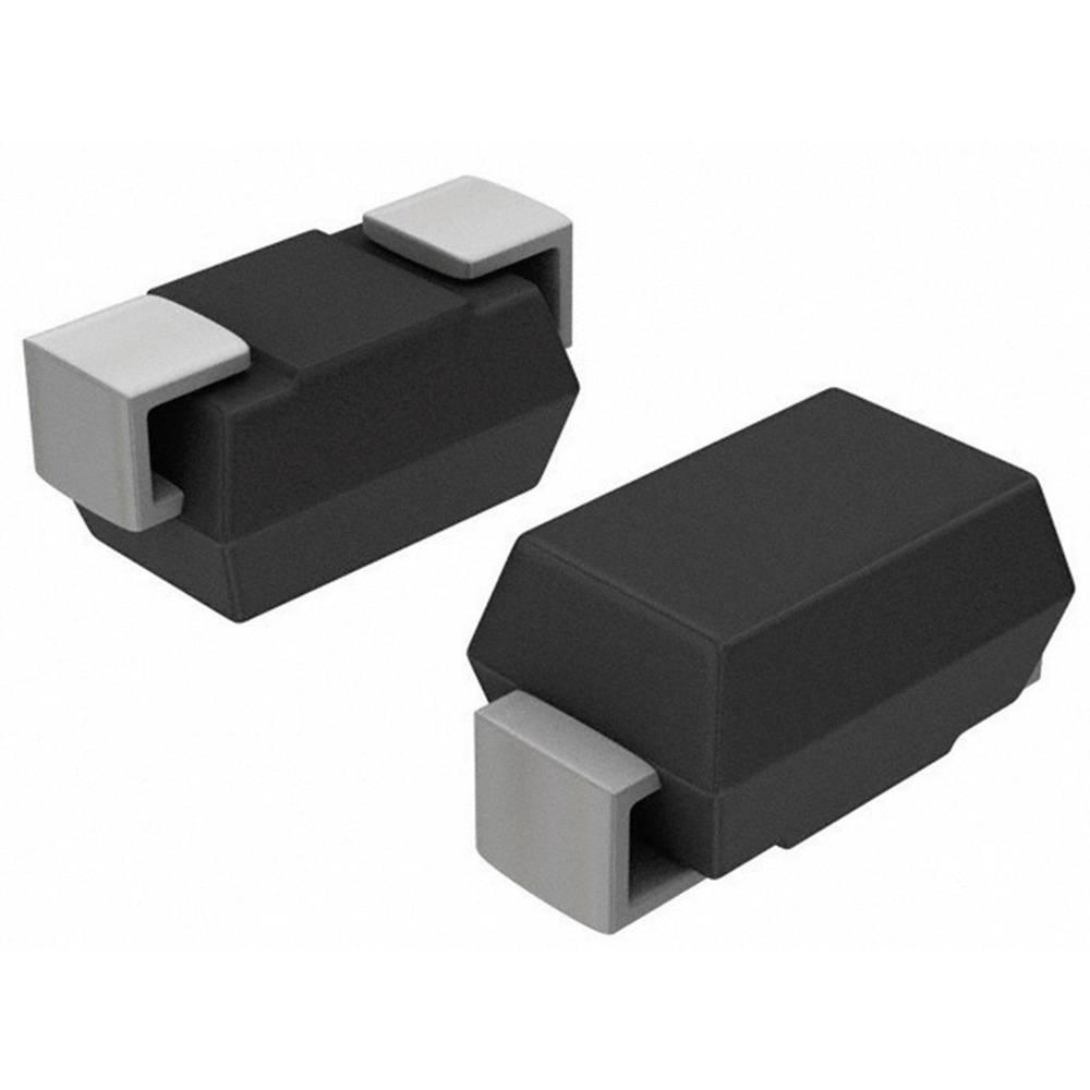 Schottky dioda - usmerniška Bourns CD214A-B1100LF DO-214AC 100 V posamezna