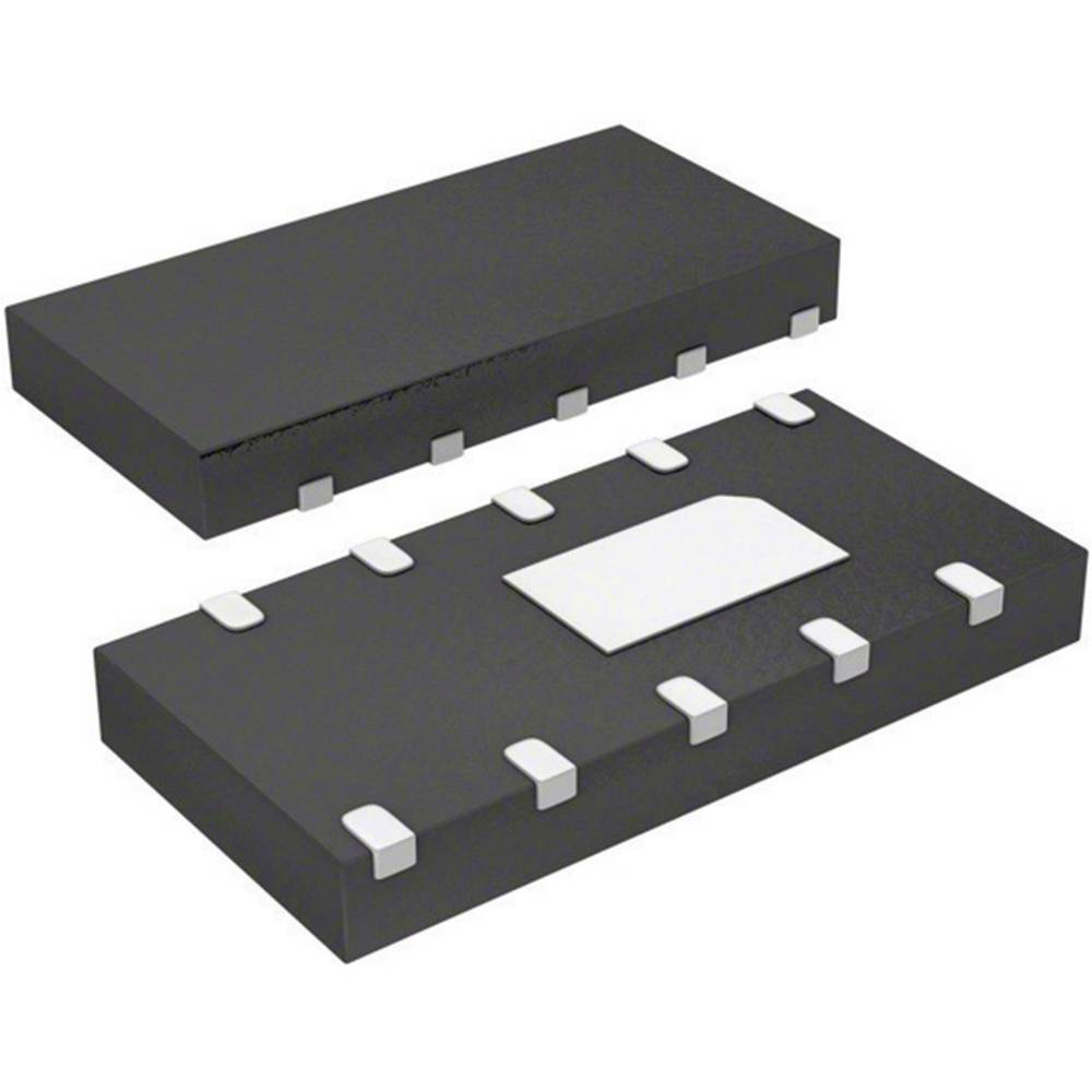 TVS dioda Bourns CDDFN10-0524P DFN-10 6 V 30 W