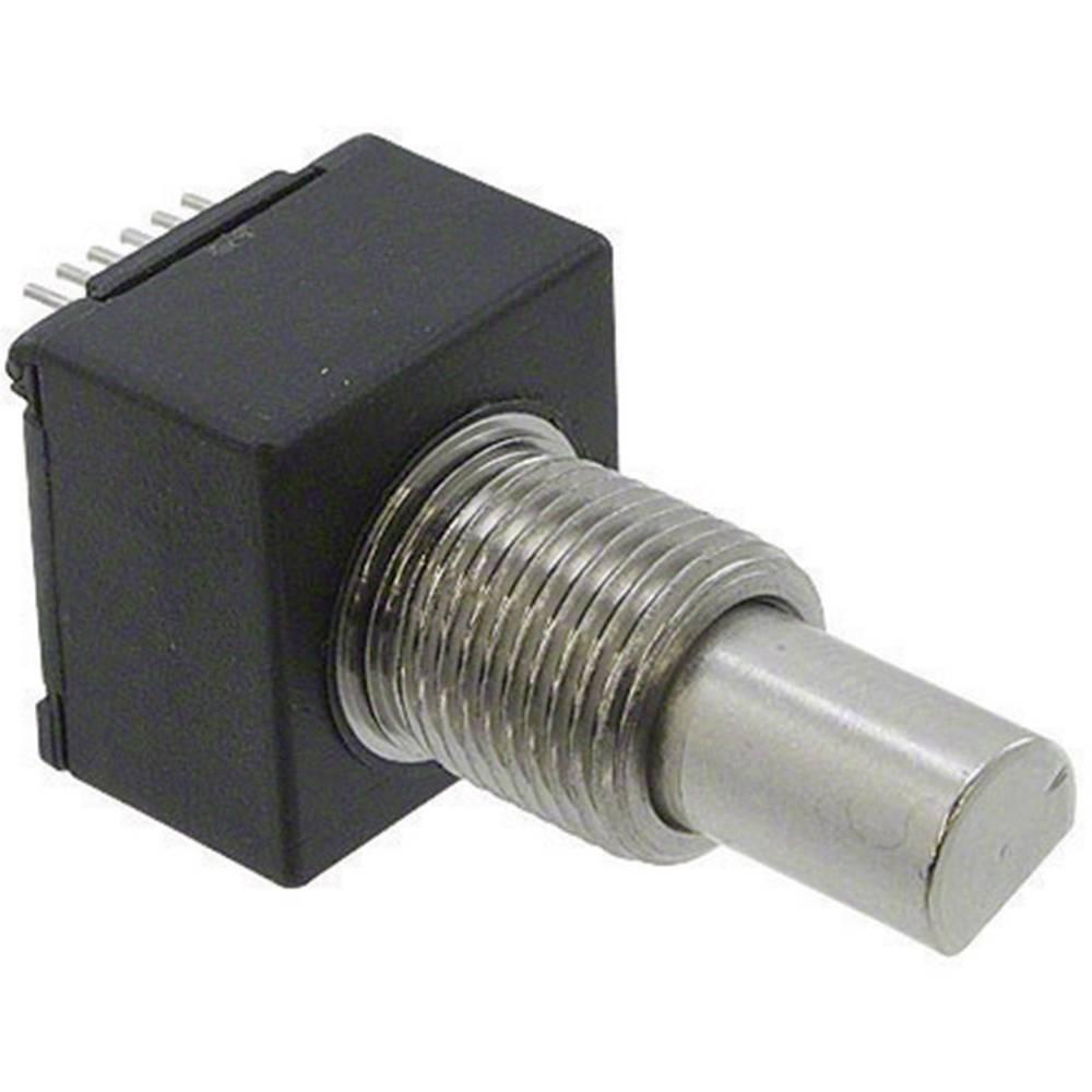 Vrtljiv pulzni generator 12 V/DC položaj prestavljanja 32 360 ° Bourns EM14A1D-C24-L032N 1 kos