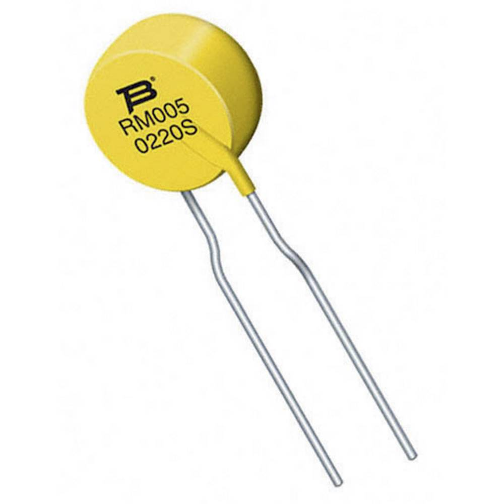 PTC-sikring Bourns MF-RM005/240-2 (L x B x H) 20.5 x 8.3 x 3.8 mm 0.05 A 240 V 1 stk