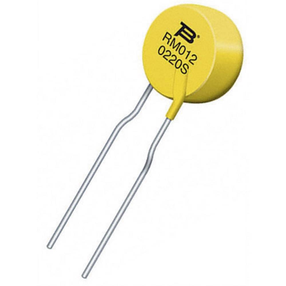 PTC-sikring Bourns MF-RM012/240-2 (L x B x H) 20.5 x 8.3 x 3.8 mm 0.12 A 240 V 1 stk