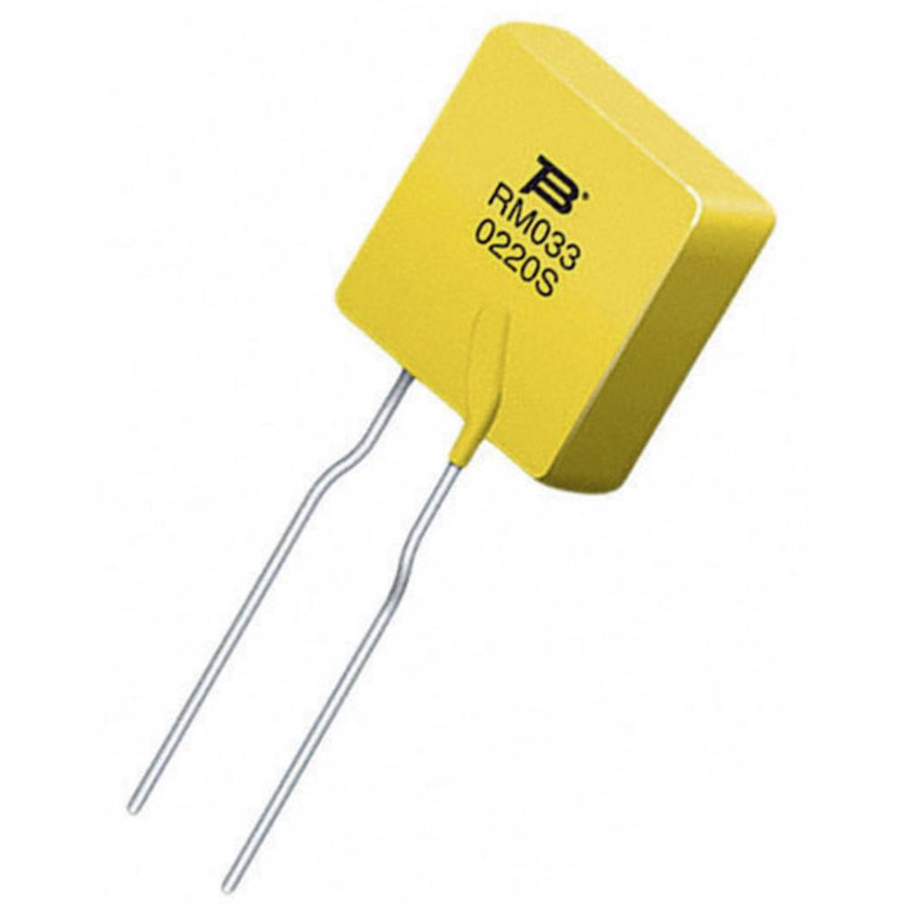 PTC-sikring Bourns MF-RM033/240-2 (L x B x H) 27.6 x 11.4 x 3.8 mm 0.33 A 240 V 1 stk