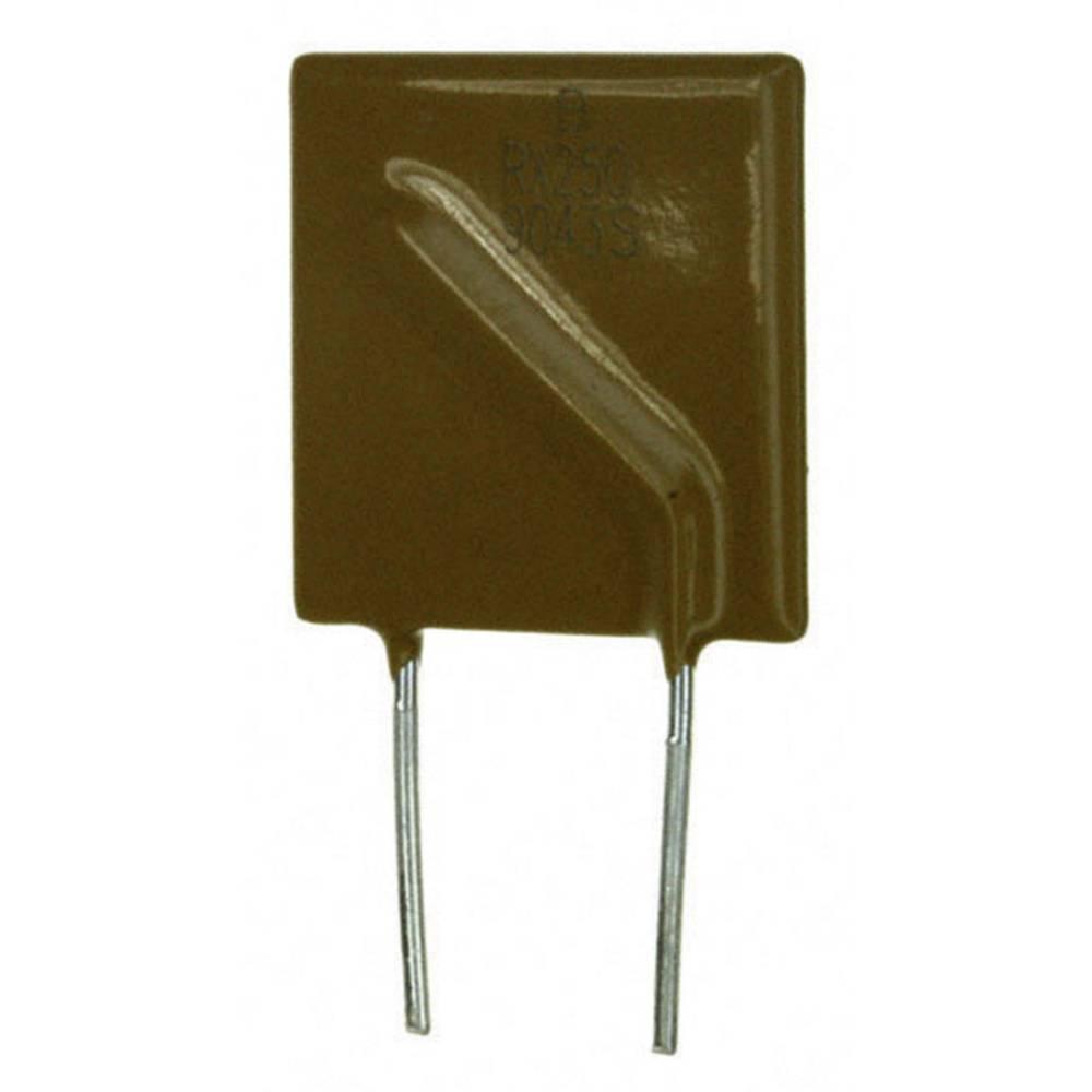 PTC-varovalka I(H) 2.5 A 72 V (D x Š x V) 31.44 x 17.84 x 3.1 mm Bourns MF-RX250/72-0 1 kos