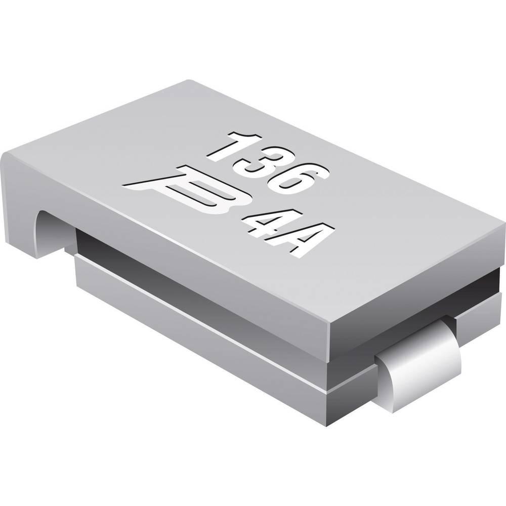 PTC-sikring Bourns MF-SMHT136-2 (L x B x H) 7.98 x 5.44 x 3 mm 1.36 A 16 V 1 stk