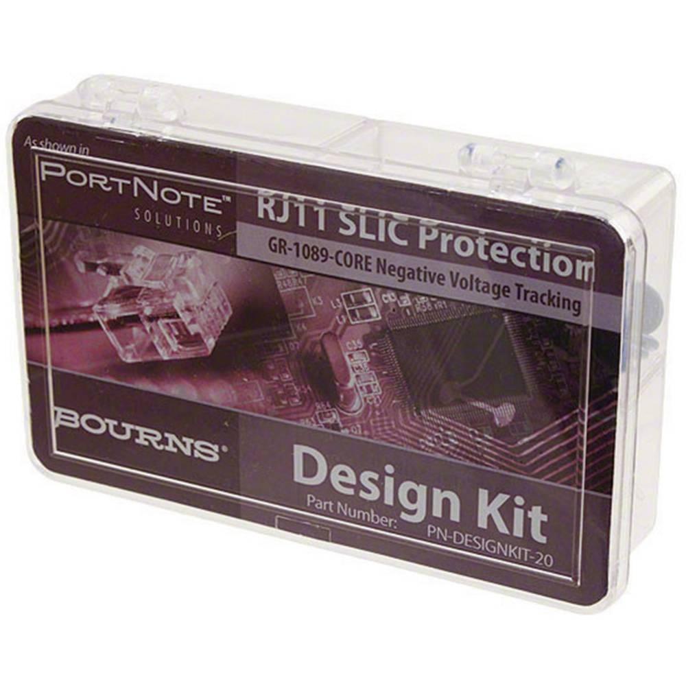 SLIC zaščitni komplet SMT Bourns PN-DESIGNKIT-20 15 delni