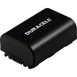 Akumulator za kamero Duracell nadomešča orig. akumulator NP-FH30 7.4 V 650 mAh