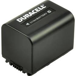 Akumulator za kamero Duracell nadomešča orig. akumulator NP-FV30 7.4 V 650 mAh
