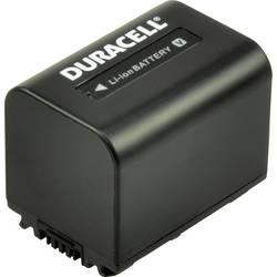 Akumulator za kamero Duracell nadomešča orig. akumulator NP-FV70 7.4 V 1640 mAh