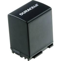 Kamerabatteri Duracell Ersättning originalbatteri BP-827 7.4 V 2550 mAh