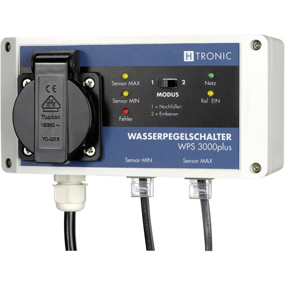 H-Tronic Prekidač razine vode WPS 3000 Plus 1114620