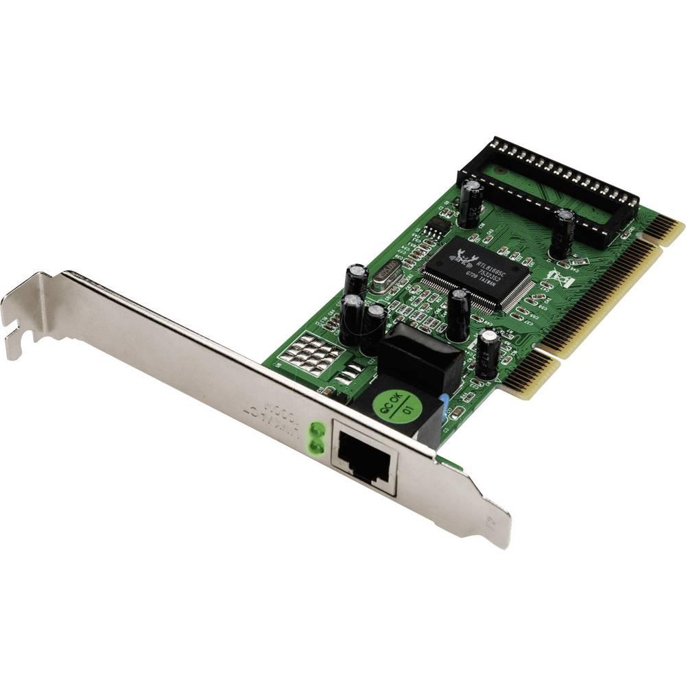 omrežna kartica 1000 MBit/s Digitus DN-10110 LAN (10/100/1000 MBit/s)