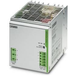 Napajalnik za namestitev na vodila (DIN letev) Phoenix Contact TRIO-PS/600DC/24DC/20 24 V/DC 20 A 480 W 1 x