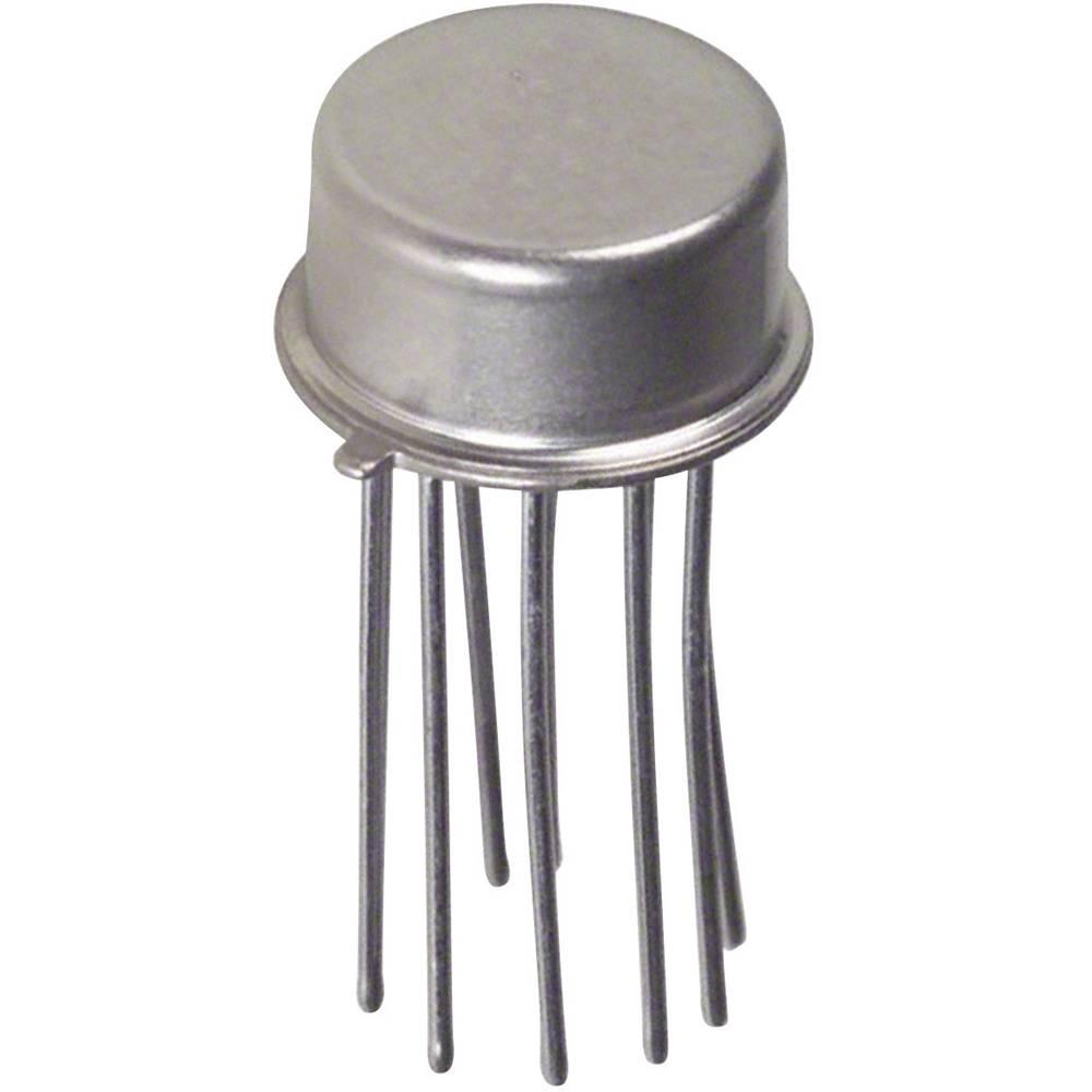 PMIC - effektivværdi til DC-omformer Analog Devices AD536AKHZ 1.2 mA TO-100-10 Gennemgangshul