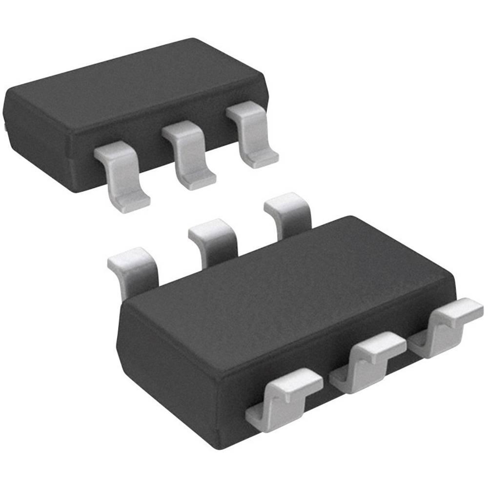 PMIC - spændingsreference Linear Technology LT6654BHS6-4.096#TRMPBF Serie Fast TSOT-23-6