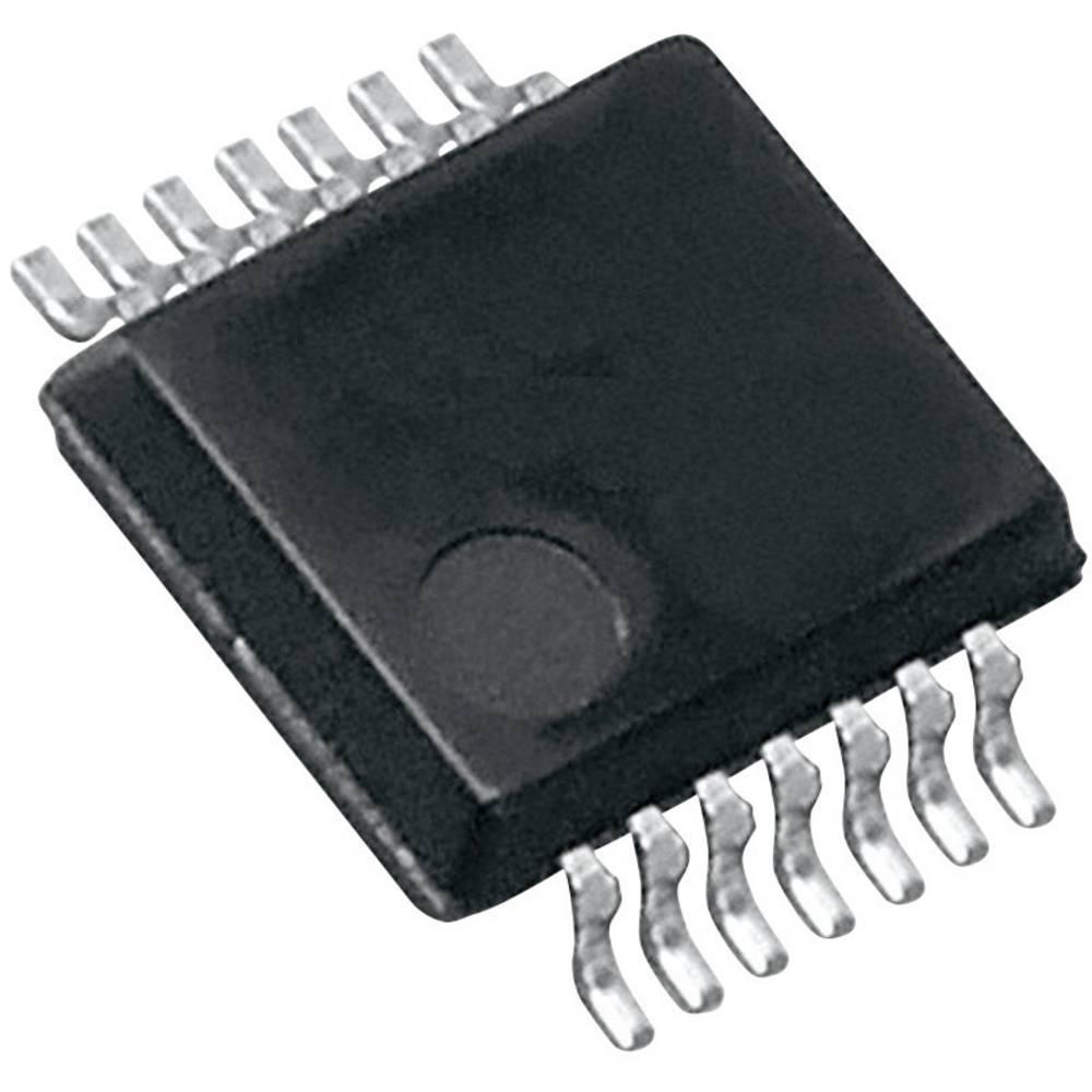Napetostni regulator - linearni Infineon Technologies TLE7276-2E PG-SSOP-14-EP pozitiven, stabilen 300 mA