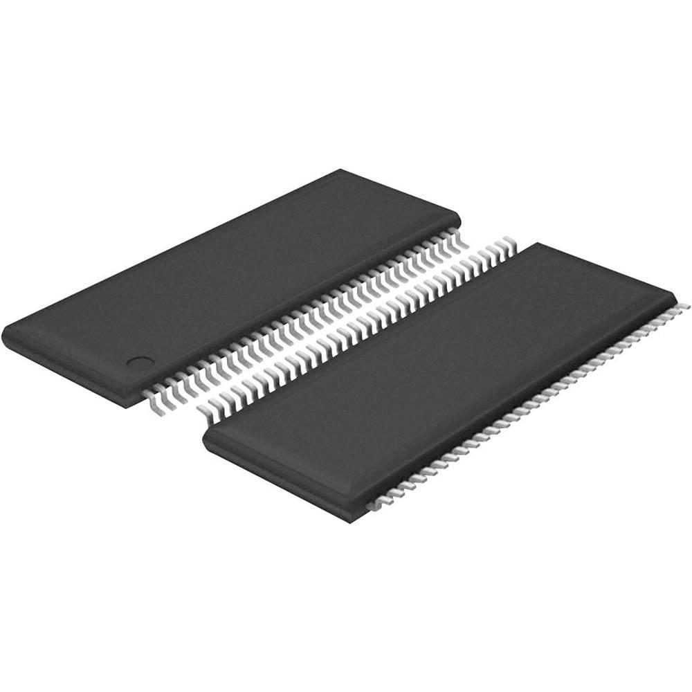 Vmesnik-IC - sprejemnik-oddajnik Texas Instruments SN65MLVD082DGG LVDS, večtočkovni 8/8 TSSOP-64