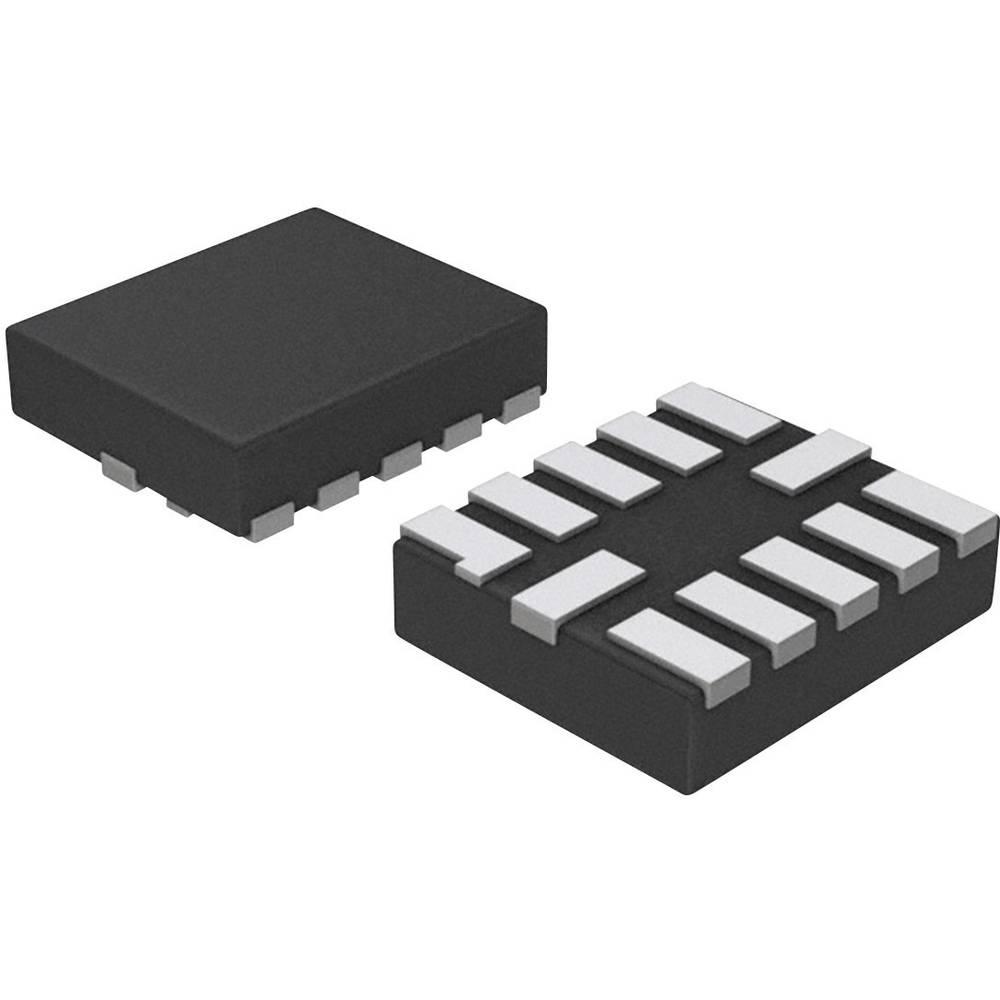 Supresorska dioda Texas Instruments TPD6E001RSFR vrsta kućišta: UQFN-12